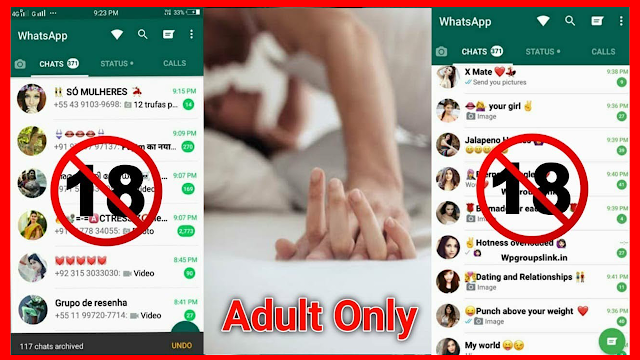 ADULT50+ WHATSAPP GROUP JOIN LINK LIST 2020