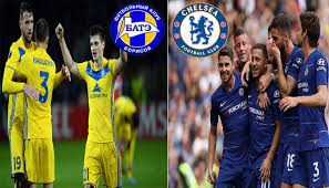 BATE Borisov vs Chelsea Live Streaming Today 08-11-2018 UEFA Europa League