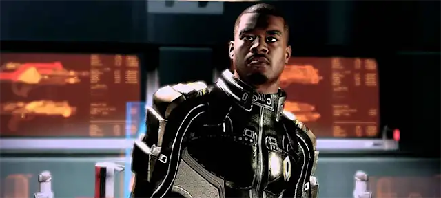 Mass Effect 2 cut out homosexual affair with Jacob