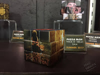 Toy Fair 2017: Mezco's Horror Toys Puzzle Boxes Trick R' Treat