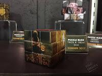 Toy Fair 2017: Mezco's Horror Toys Puzzle Boxes Trick R' Treat