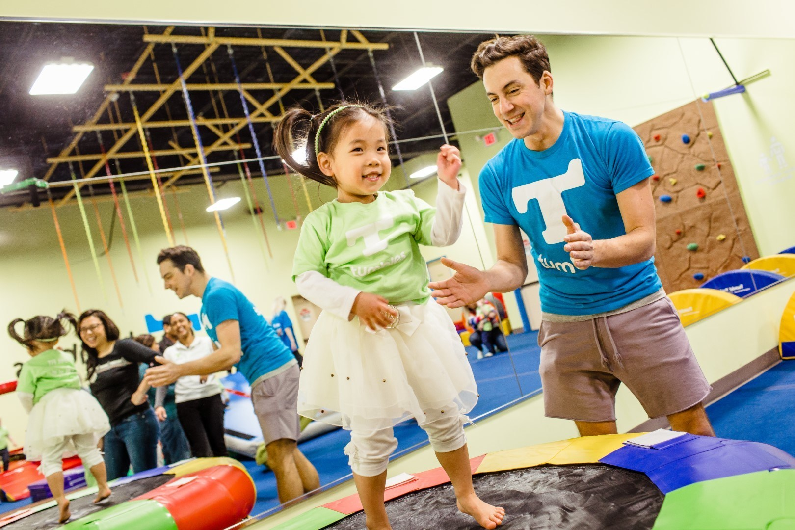 Tumbles Gym first US children's fitness center to Open in Qatar