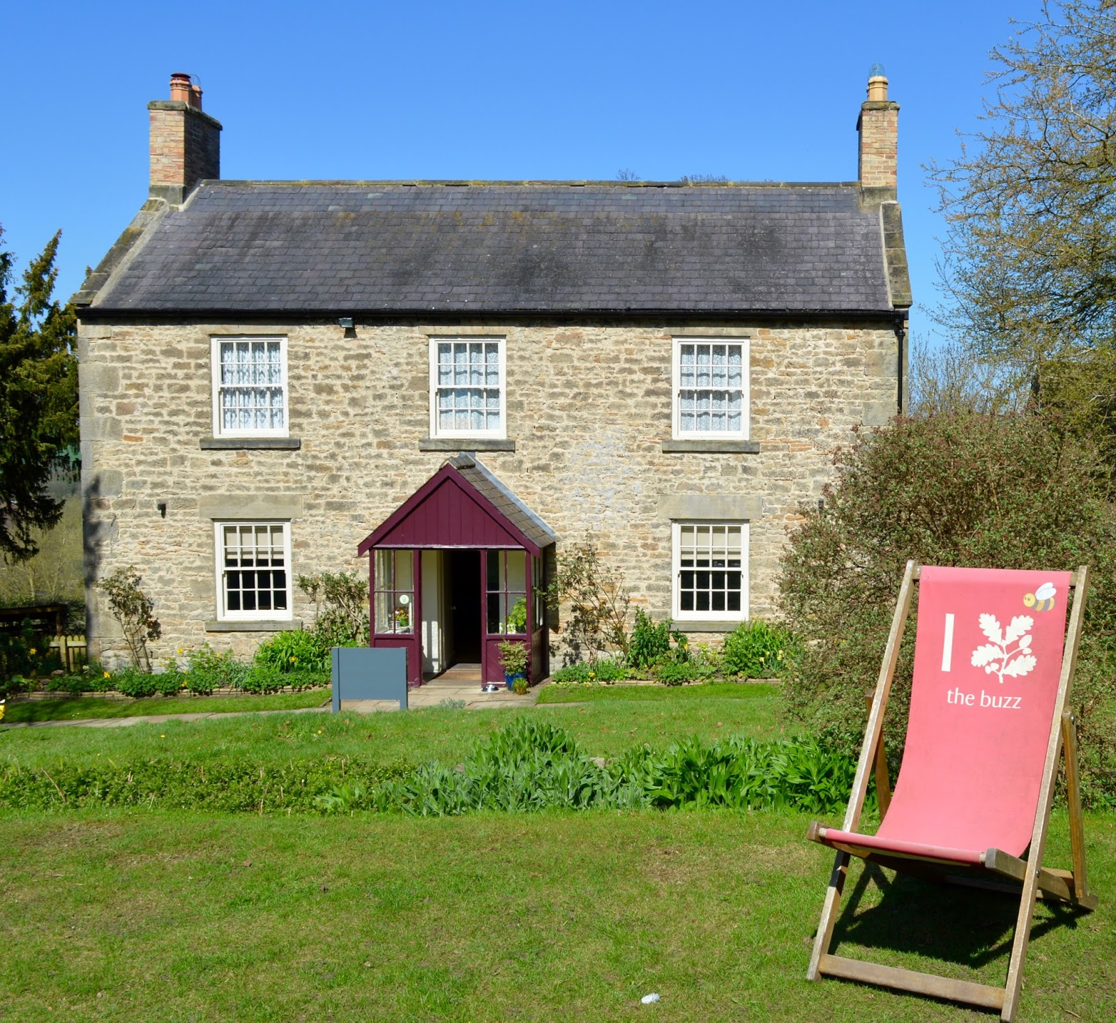 Cherryburn (near Prudhoe) | A National Trust Hidden Gem & a Sun Trap that's Perfect for Picnics