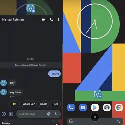 يبدو أن Google تخطط لإضافة هذه الميزة إلى Android 11 وتطلب من المطورين اختبار هذه الميزة على تطبيقاتهم وبهذه الطريقة ستتمكن تطبيقات الجهات الخارجية من الأداء بمجرد إصدار الإصدار القادم من نظام التشغيل Android