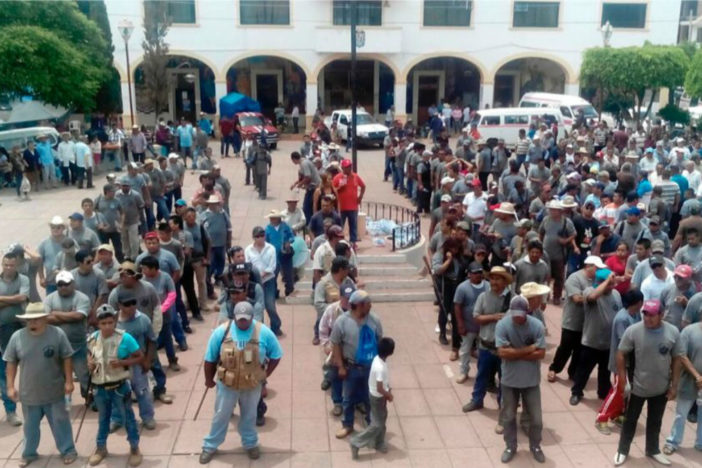 Enfrentamiento entre autodefensas y presuntos sicarios en Guerrero deja 9 heridos