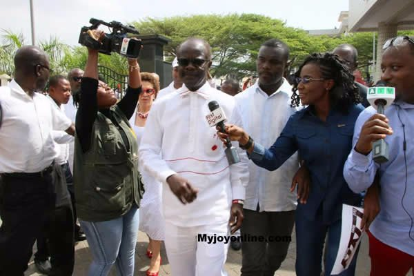 My win a great moment for democracy — Nduom