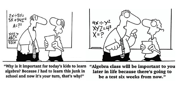 funny math jokes for teachers
