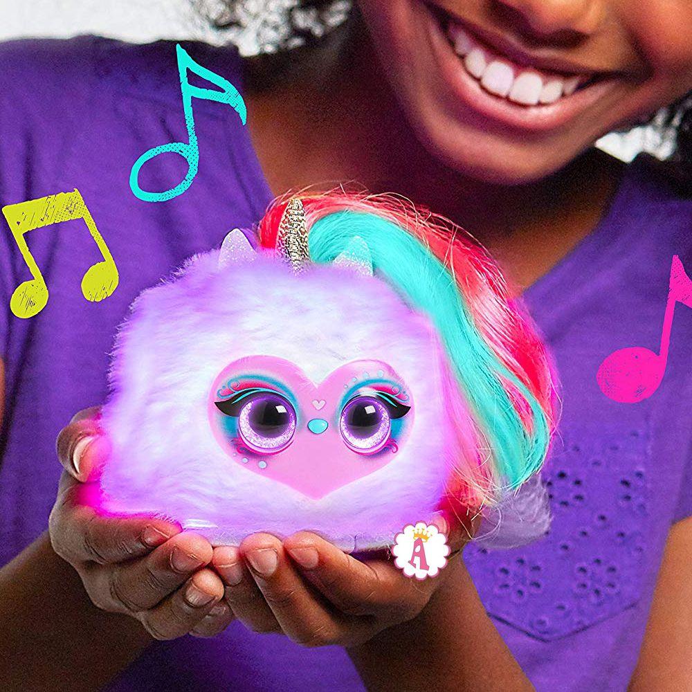Музыкальная игрушка питомец Pomsies Lumies