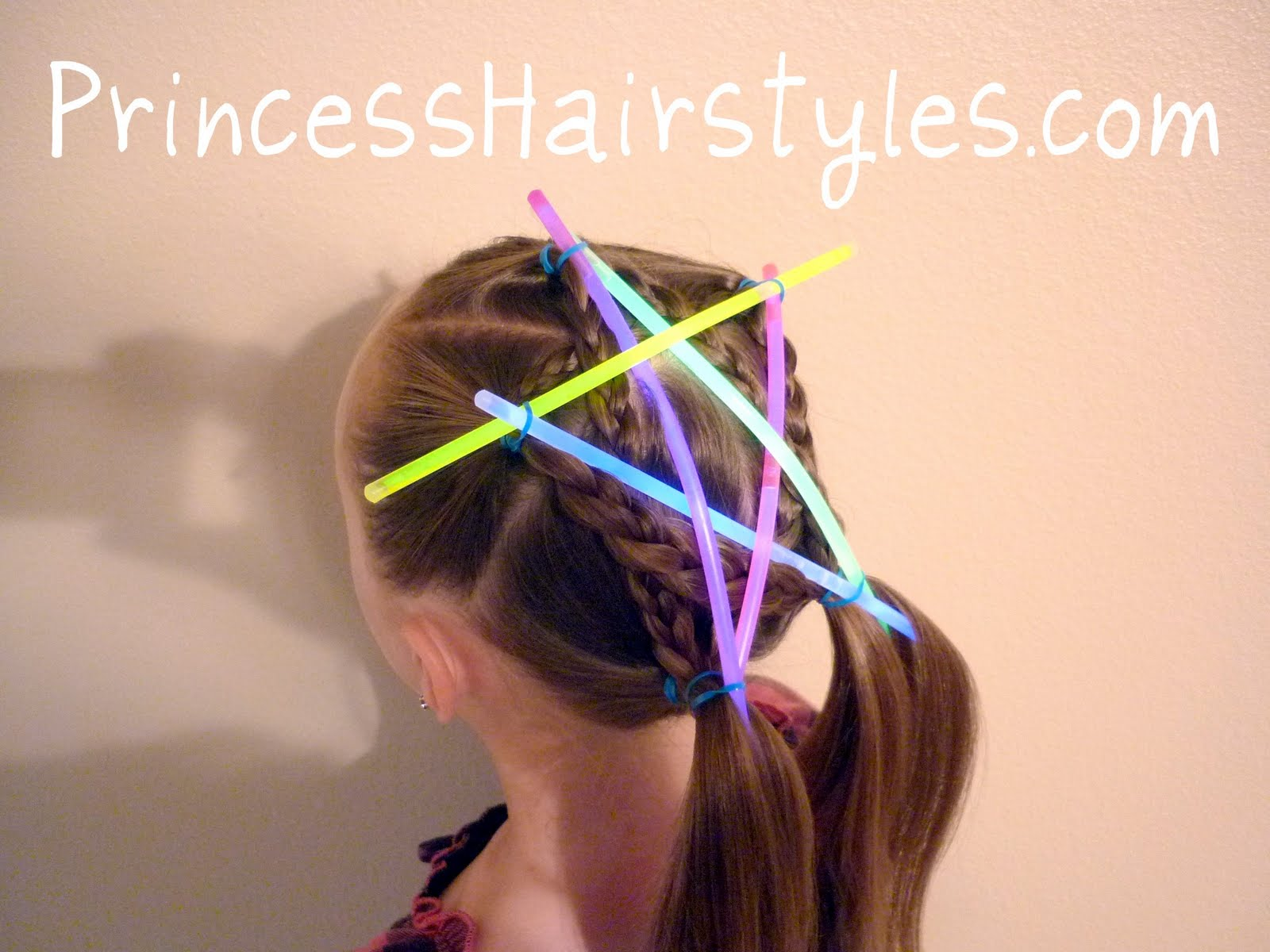 4th Of July Hairstyles, The Glowing Star | Hairstyles For ...