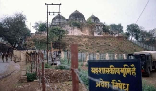 अयोध्या में लगी धारा 144, SC में चल रही सुनवाई 17 अक्टूबर को होगी समाप्त