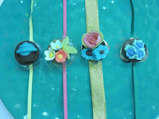 WOW: CHOCOLATE RAKHI making Workshop 10th August  2016