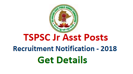 tspsc-junior-assistant-posts-vacancies-eligibility-exam-dates-online-application-form-submission