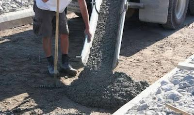 Harga beton readymix terbaru