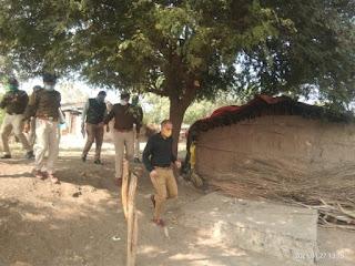 चार साल की मासूम से दुष्कर्म, आरोपी पड़ोसी युवक गिरफ्तार