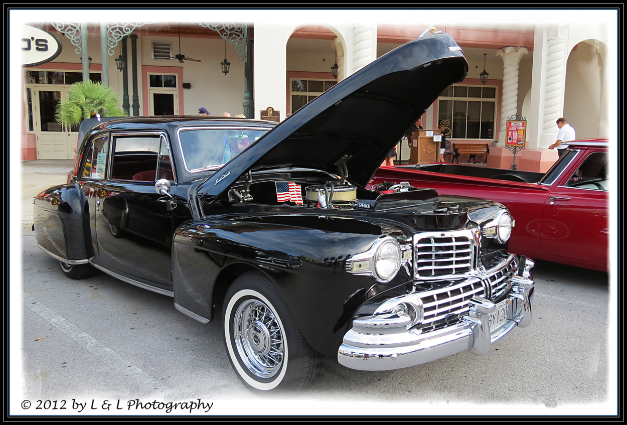 The Villages Florida Photos 1948 Lincoln Town Car