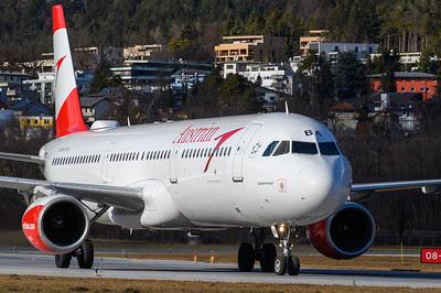 شركة الطيران النمساوية ترفع عدد رحلاتها الجوية