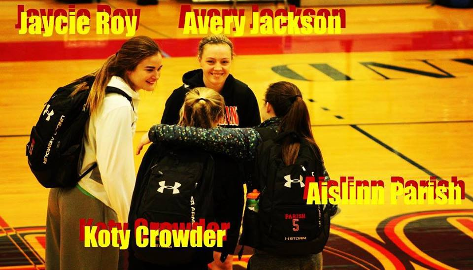 Jaycie Roy - Avery Jackson - Koty Crowder - Aislinn Parish