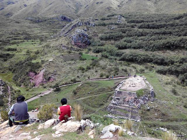 Tambomachay, Cuzco