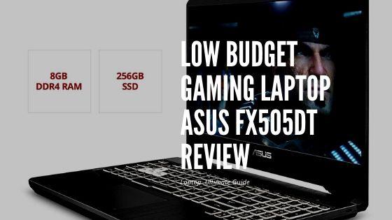 Laptop Asus FX505DT