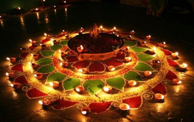 deepavali rangoli wallpapers 2015