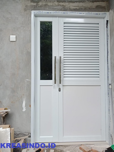 10+ Model Gambar Pintu Aluminium Terbaru dan Lengkap Persembahan Kreasindoco