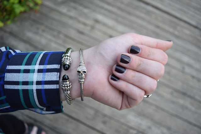 Sequins and Skulls: Plaid In The Park