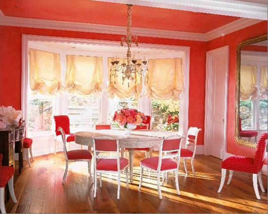 home design ideas and inspirations cheerful color scheme for dining room interior furniture. Black Bedroom Furniture Sets. Home Design Ideas
