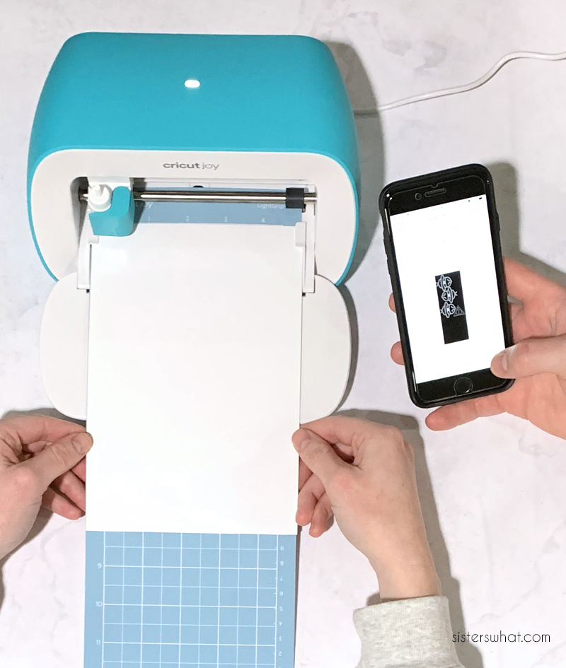 how to cut stickers with a cricut