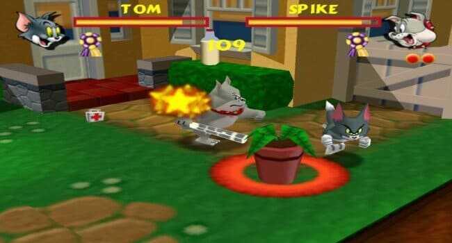 تحميل لعبة توم وجيري tom and jerry