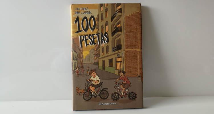 100 Pesetas, de Luis Ponce e Inma Almansa [RESEÑA]