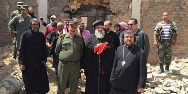 Menolak Tunduk pada Hukum Islam, ISIS Bunuh 21 Warga Kristen Suriah
