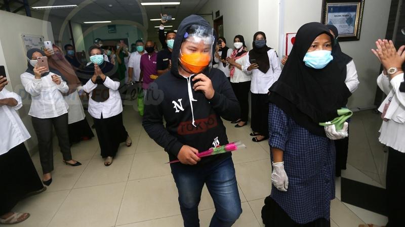 Satgas COVID-19: Pasien Sembuh di Tanjungpinang Bertambah 21 Orang