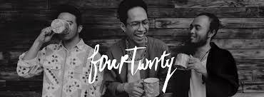 Lirik Lagu Hitam Putih - Fourtwnty