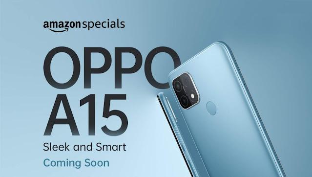 Spesifikasi Oppo A15