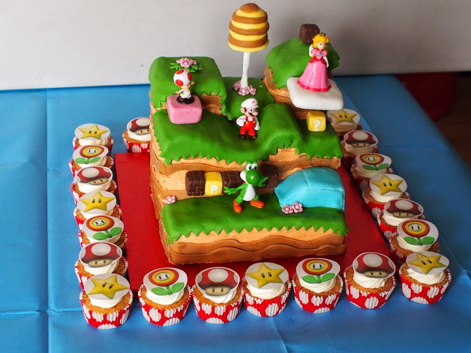 My Super Mario Boy My Super Mario Birthday Party