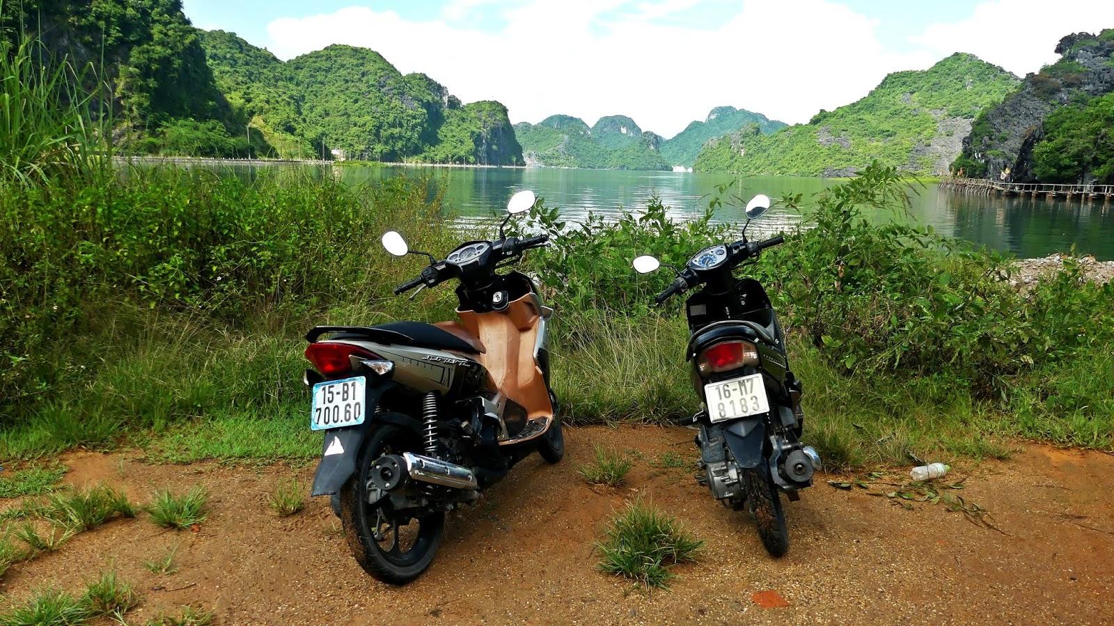 wyspa cat ba w wietnamie widoki