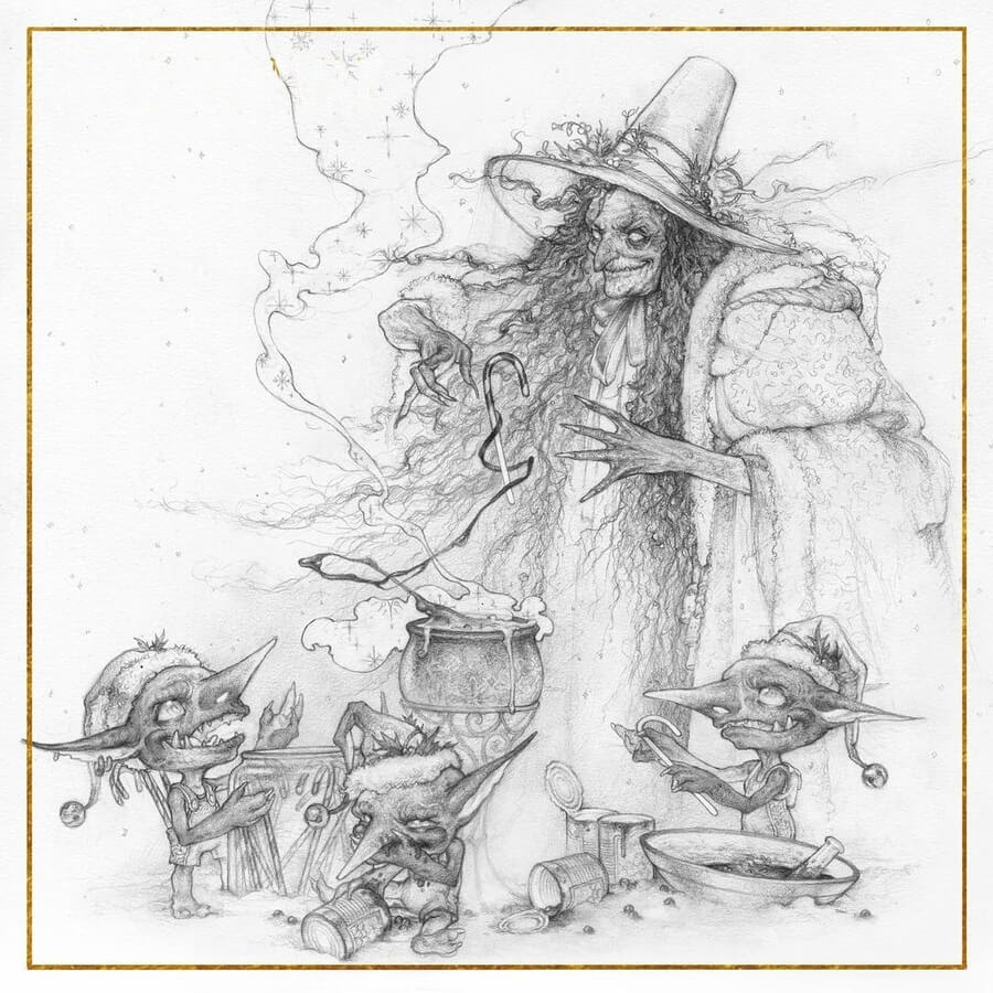08-The-witch-and-the-tiny-helpers-Timothy-Von-Rueden-www-designstack-co
