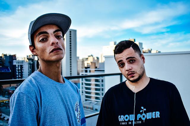Direto das ruas de Curitiba e com participação de Toni Brandão, Arquiteto lança o clipe de 'Nêmesis'