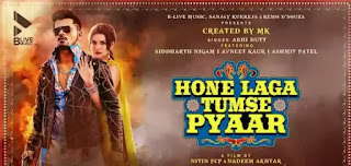 Hone Laga Tumse Pyaar Lyrics - Abhi Dutt