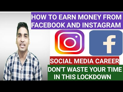 TO EARN MONEY FROM FHOWACEBOOK AND INSTAGRAM|ONLINE EARNING TIPS BY YIMKHONG|SOCIAL MEDIA CAREER