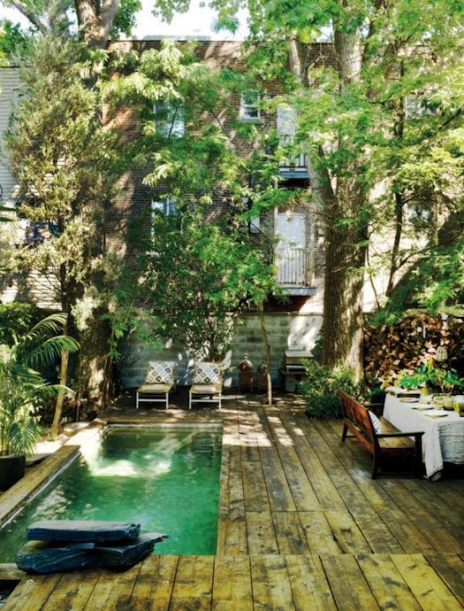 Chic Souffle Un Jardin Oasis Urbano En Montreal