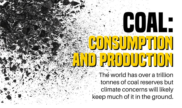 Statistical Review of the Global Coal Consumption and Reserves