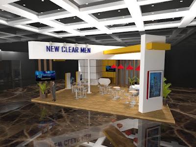 special design booth pameran