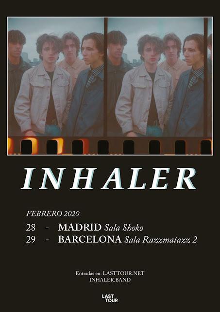 Agenda de giras, conciertos y festivales - Página 16 Inhaler