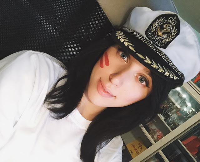 Navi girl cap image