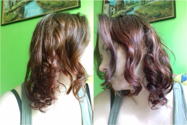 Włosy we wrześniu 2016r.