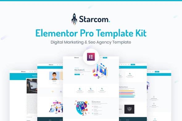 Saas & Startup Template Kit
