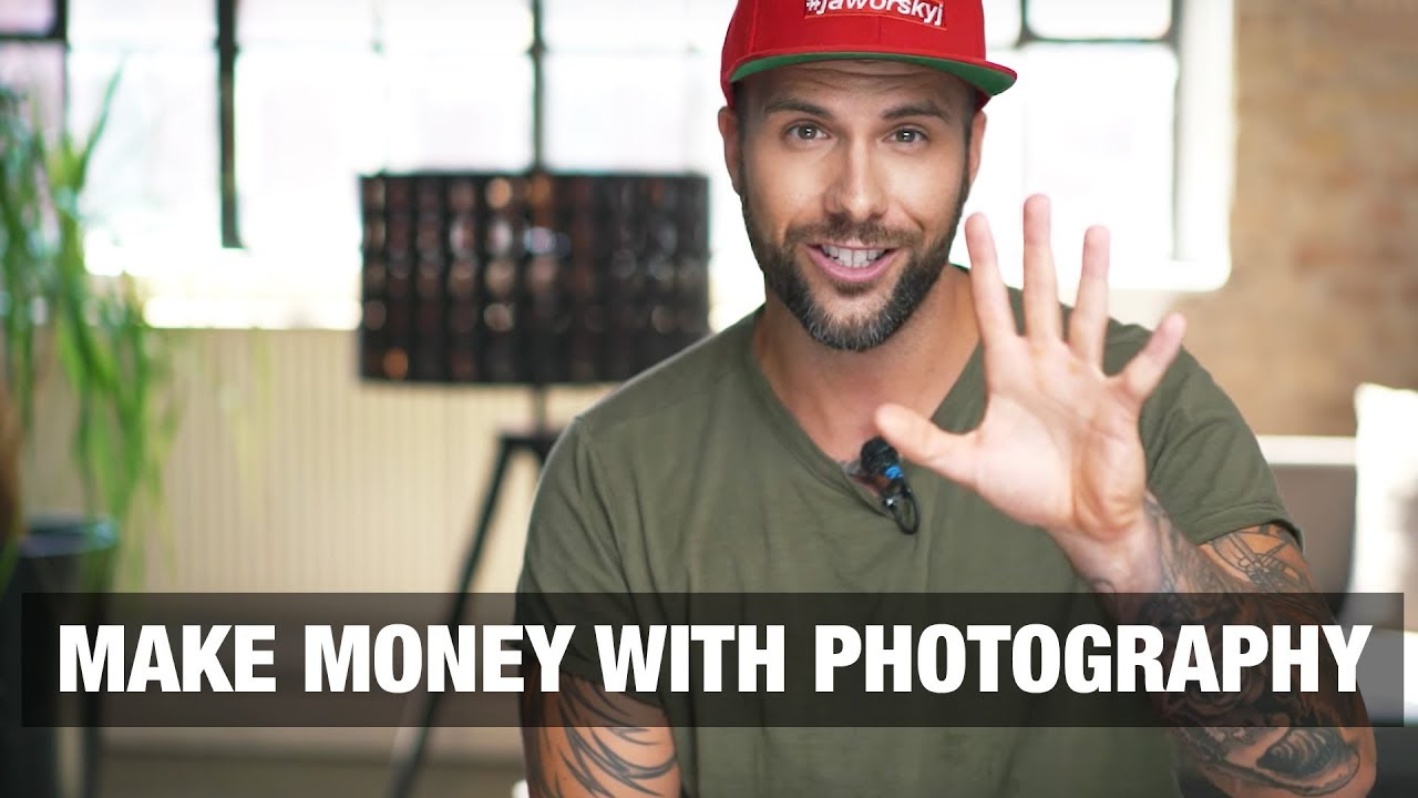 5 Ways to Make Money with Photography