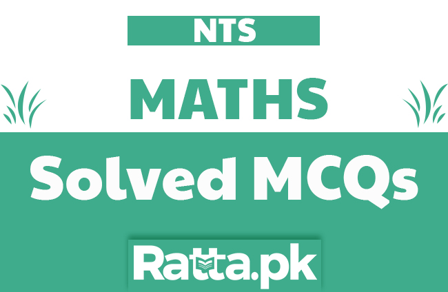 Basic Mathematics mcqs with Answers for NTS pdf