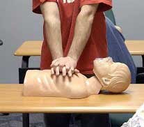 How to prevent heart attack patient first step